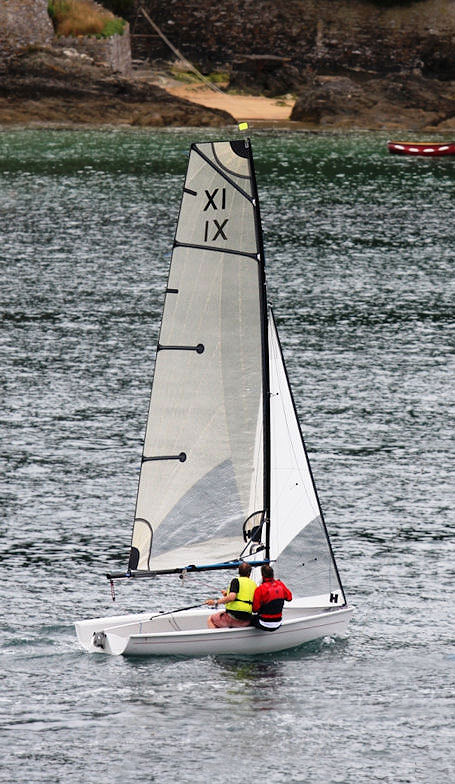 X1 Racing at Salcombe