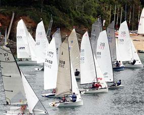 Salcombe regatta