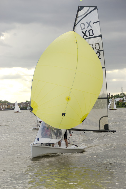 Racing on Thames